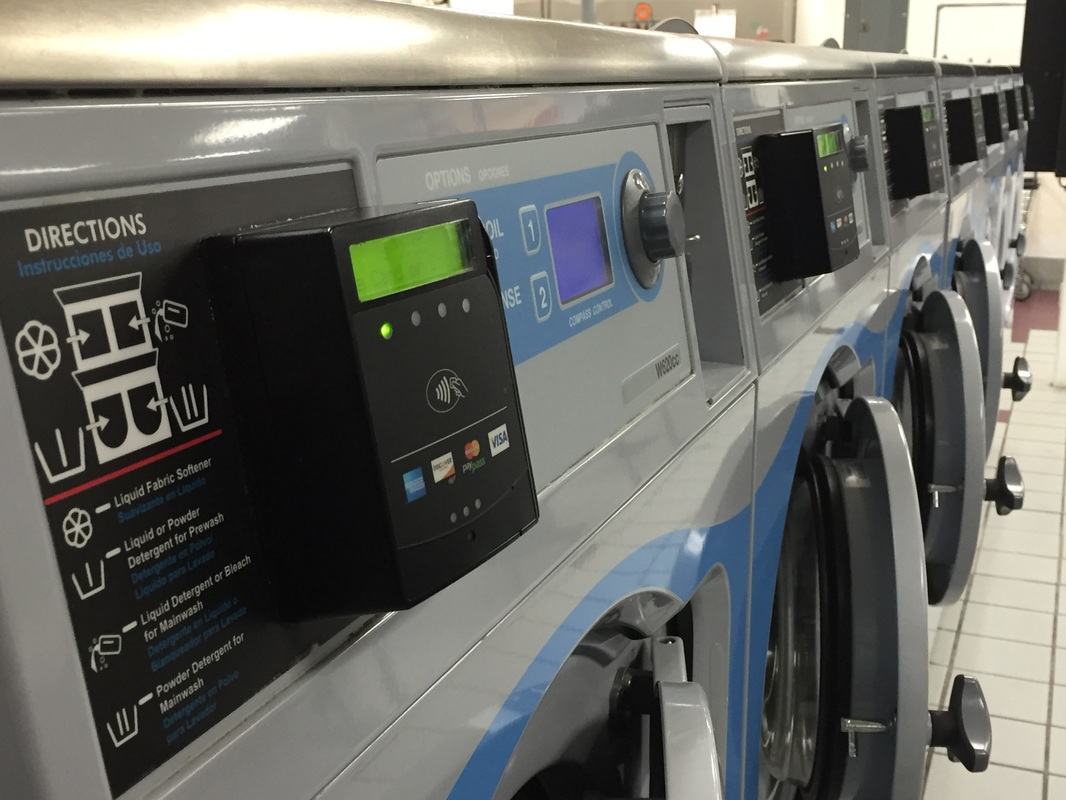 Self Service Coin Laundry in Washington