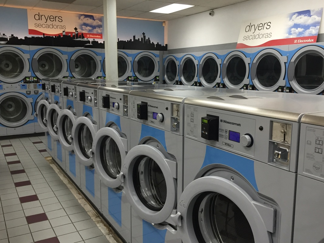 Washer and Dryer Laundry Services in Washington
